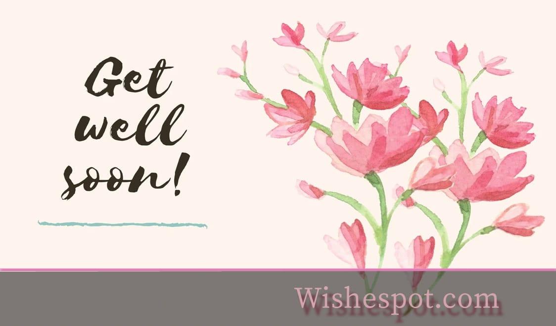get weill soon-wishespot
