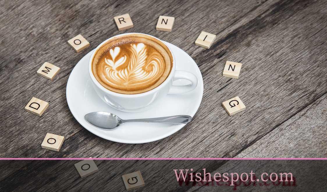 good morning-wishespot