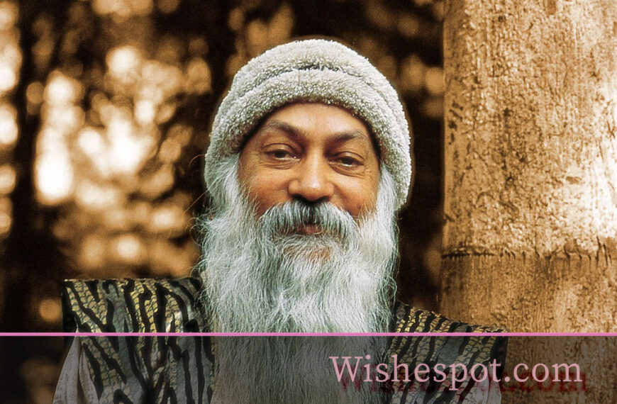 Top Osho quotes