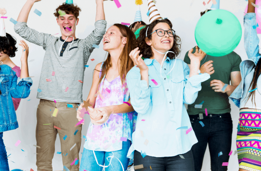 Fun Birthday Party Ideas For Teenager's
