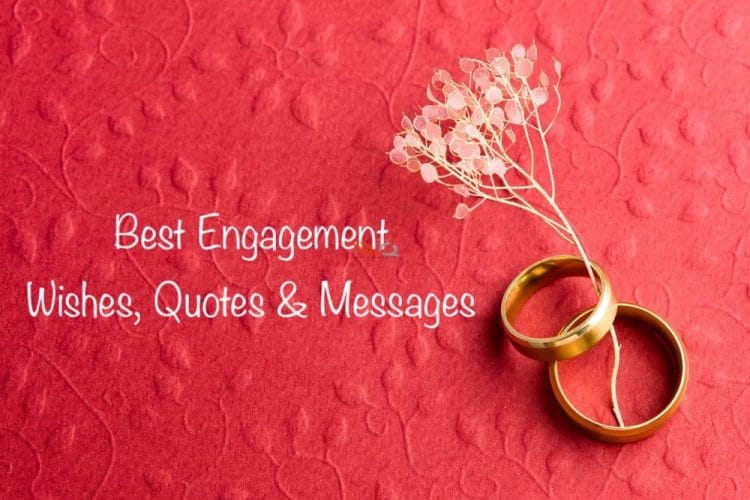 Best Engagement Congratulations Messages and Quotes